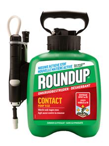 Roundup Pump n Go onkruidbestrijder met sproeier 2,5L