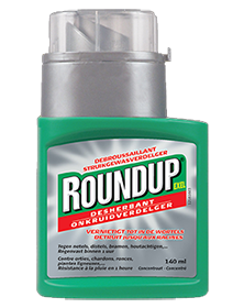 Roundup Exel om netels en distels te verdelgen 140ml
