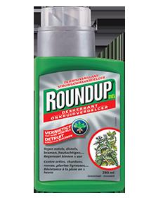Roundup Exel om hardnekkige onkruiden te verdelgen 280ml