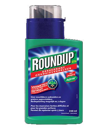 Roundup Extra Onkruidverdelger met glyfosaat 240ml