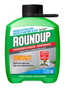 Roundup Onkruidbestrijder pad, terras en oprit 2,5L