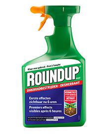 Roundup Fast Spray tegen onkruid 1L