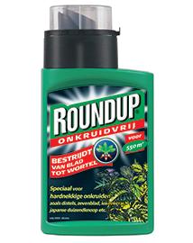 Roundup Plus Pad & Terras Onkruidverdelger 540ml
