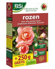 Meststof voor Rozen 1000+250g