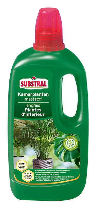 Substral Vloeibare meststof voor kamerplanten 1 L