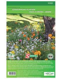 Bloemenmengsel voor Schaduw 50m²