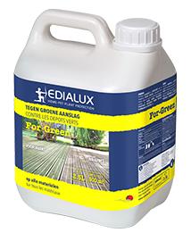 Edialux For Green Groene aanslag verwijderen 2,5L