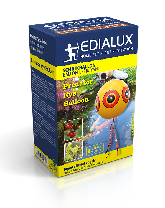 Predator Eye Balloonschrikballonnen 2st