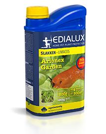 Arionex Garden slakkenkorrels 800+25%