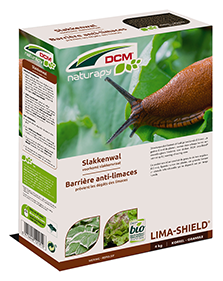 DCM Lima-shield Lavakorrels voor weghouden van slakken 4kg