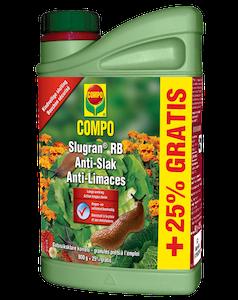 Compo Super Slugran Regenbestendige Slakkenkorrels 800g + 25%