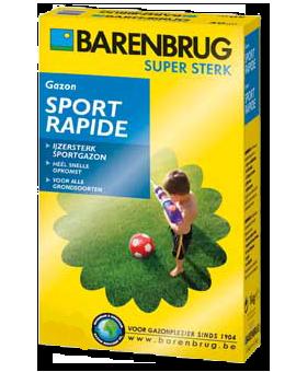 Graszaad Barenbrug Sport Rapide 150 m²