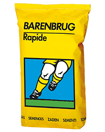 Graszaad Barenbrug Rapide sportgazon 15Kg