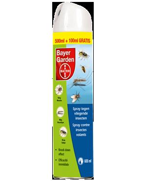 Bayer Spray Vliegende Insecten 500+100 ml