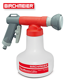 Birchmeier Nematoden sprayer Aquanemix