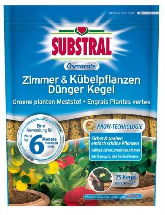 Substral Osmocote® GroenePlanten Meststof 25 tabletten