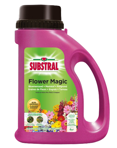 Substral Flower Magic Multicolour Bloemenzaad 1kg