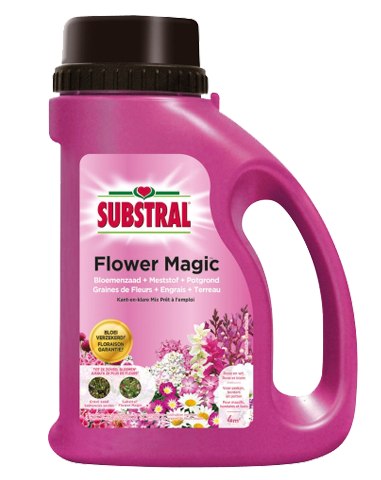 Substral Flower Magic Pink Bloemenzaad 1kg