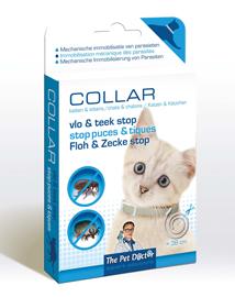 Anti vlooienband / tekenband voor kat