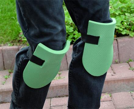 Tuin kniebeschermers groen