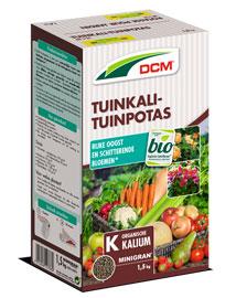 DCM Bio Tuinkali - Tuinpotas kalium 1,5kg