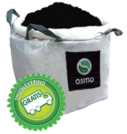 Tuinturf per big-bag van 1m³