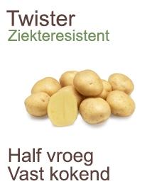Pootaardappelen Twister 1kg