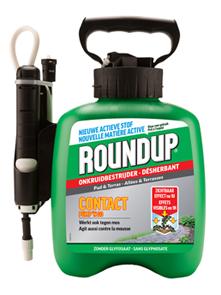 RoundUp Contact Ultra sterke onkruidverdelger 2,5L