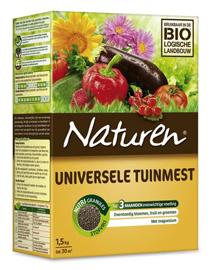 Naturen Biologische meststof voor tuin 1,5kg