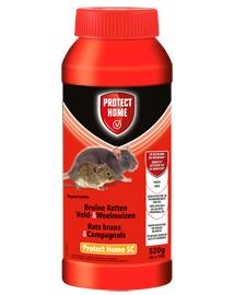 Veldmuizen en woelmuizen bestrijden met muizengif SC 520g