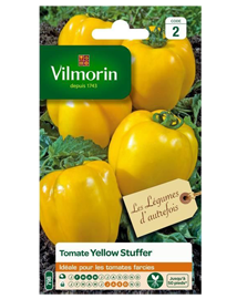 Tomatenzaden Yellow Stuffer 0,2g