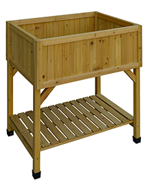 Easy Grow table Kweekbak op poten