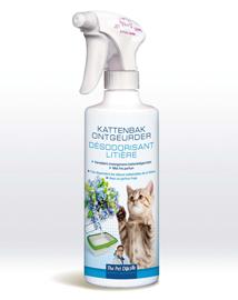 Kattenbak ontgeurder spray 500ml