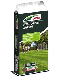 DCM Vital Green gazonmest met magnesium en ijzer 10kg