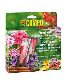 Compo Voedingskuur voor Balkon- en terrasplanten 150ml