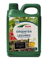DCM Vloeibare Meststof Groenten en Kruiden 2,5L