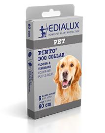 Pinto Vlooienband - Tekenband voor hond 60cm