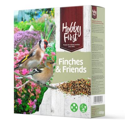 "Vogelvoer vinken ""Finches & Friends"" 850gr"