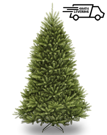 Volle kunstkerstboom Christmas Greenery 183cm