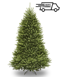Volle kunstkerstboom Christmas Greenery 213cm