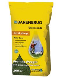 Barenbrug water saver graszaad voor zandgrond en droogte 200m²