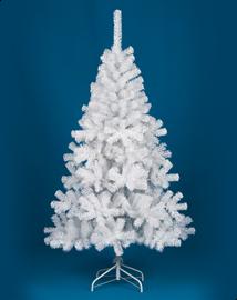 Goedkope witte kunstkerstboom Elsa 180cm