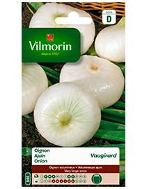Vilmorin Ajuin zaden Witte Van Vaugirard 3g