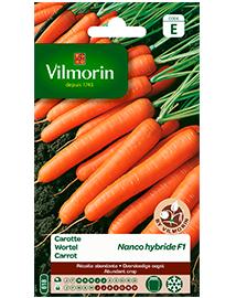 Vilmorin Wortel zaden Nanco F1 3g