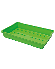 Goedkope zaaibakjes Full Colour Groen