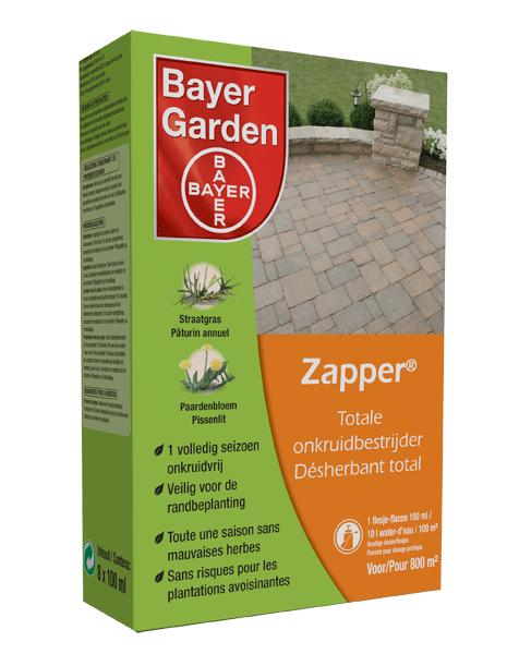 Bayer garden zapper 8x100ml for Bayer garden