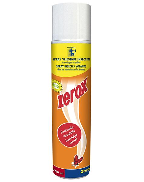 Zerox Spray tegen vliegende insecten 750ml