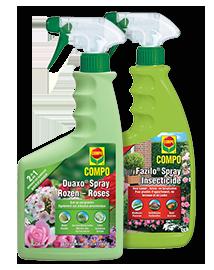 Ziekten en plagen bij planten bestrijden 1,5L