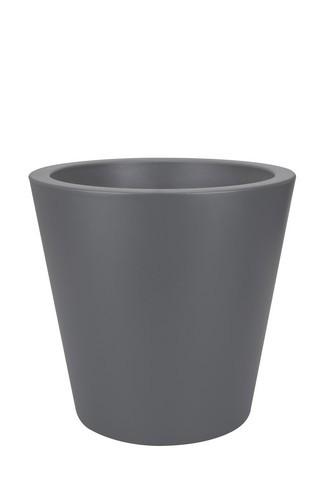 Elho Pure Straight Round Ø 50 cm - antraciet