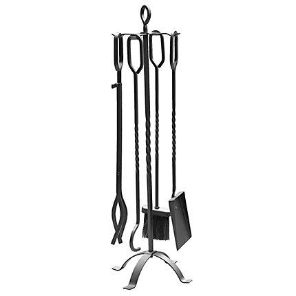 barbecook haardset zwart. Black Bedroom Furniture Sets. Home Design Ideas